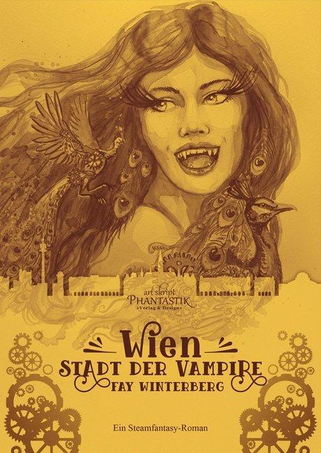 Wien/ Stadt der Vampire als Buch