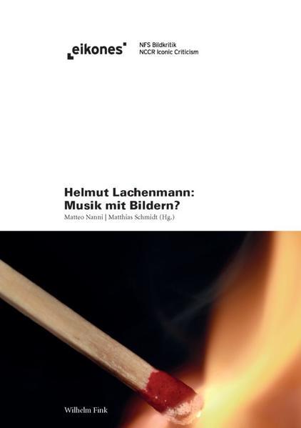 Helmut Lachenmann: Musik mit Bildern? als Buch von
