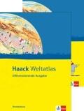 Haack Weltatlas Differenzierende Ausgabe. Ausgabe für Brandenburg