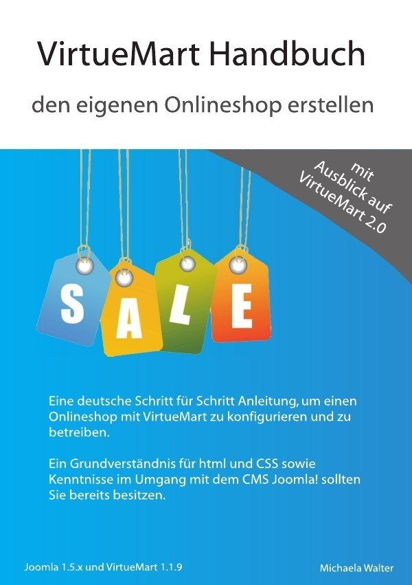VirtueMart Handbuch - den eigenen Onlineshop er...