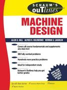 Schaum's Outline of Machine Design