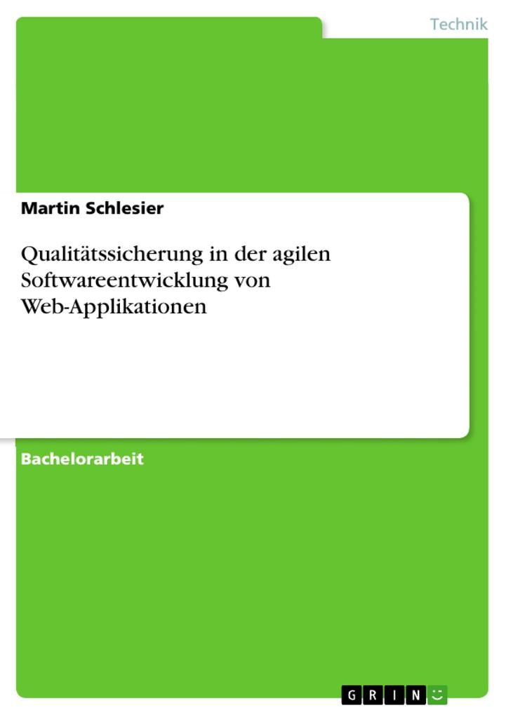 Qualitätssicherung in der agilen Softwareentwic...