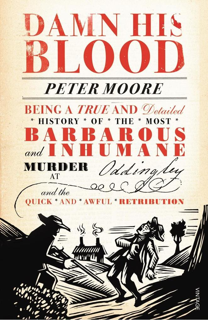 Damn His Blood als eBook Download von Peter Moore