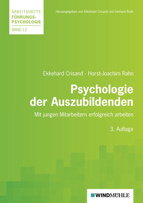Psychologie der Auszubildenden als Buch
