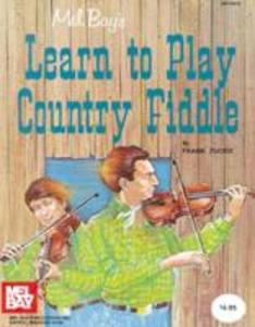Learn to Play Country Fiddle als Taschenbuch