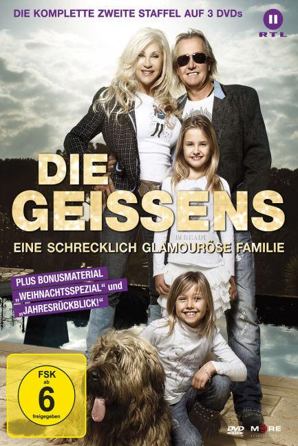 Die Geissens - Eine schrecklich glamouröse Familie: Staffel 2 als DVD
