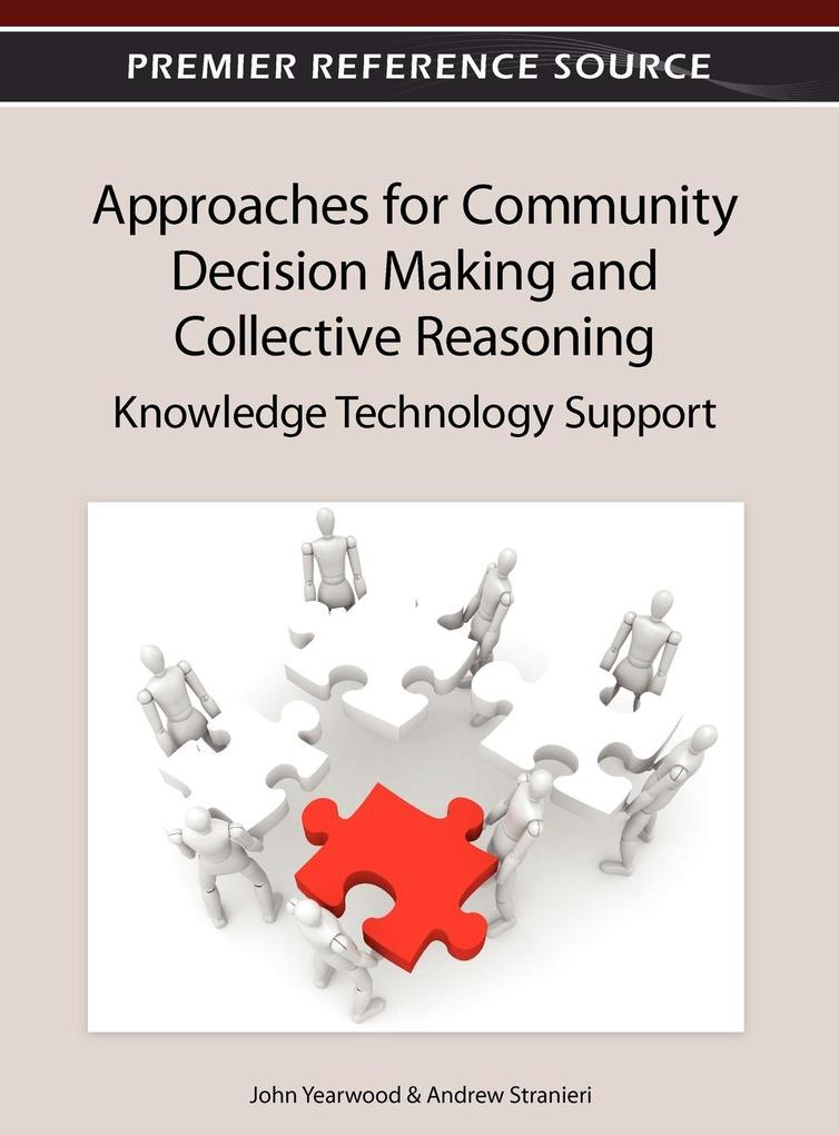Approaches for Community Decision Making and Co...