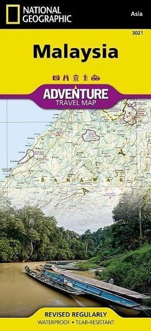 Malaysia als Buch von National Geographic Maps