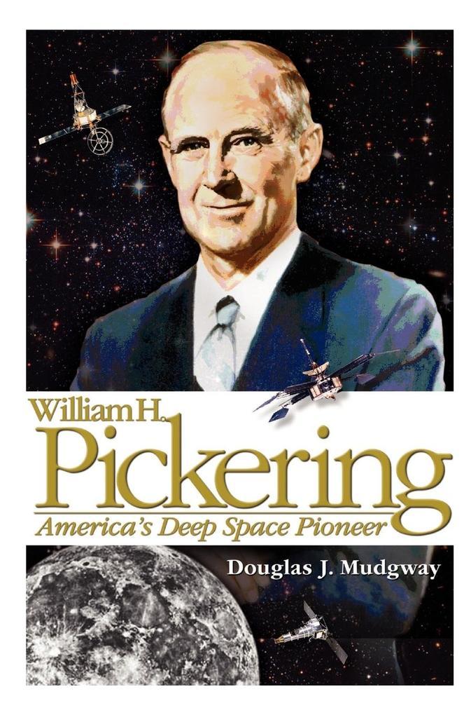 William H. Pickering als Buch von Douglas J Mud...