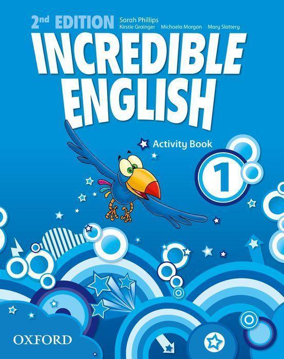 Incredible English 1. 2nd edition. Activity Boo...