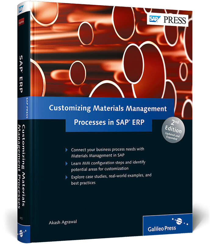 Customizing Materials Management Processes in S...