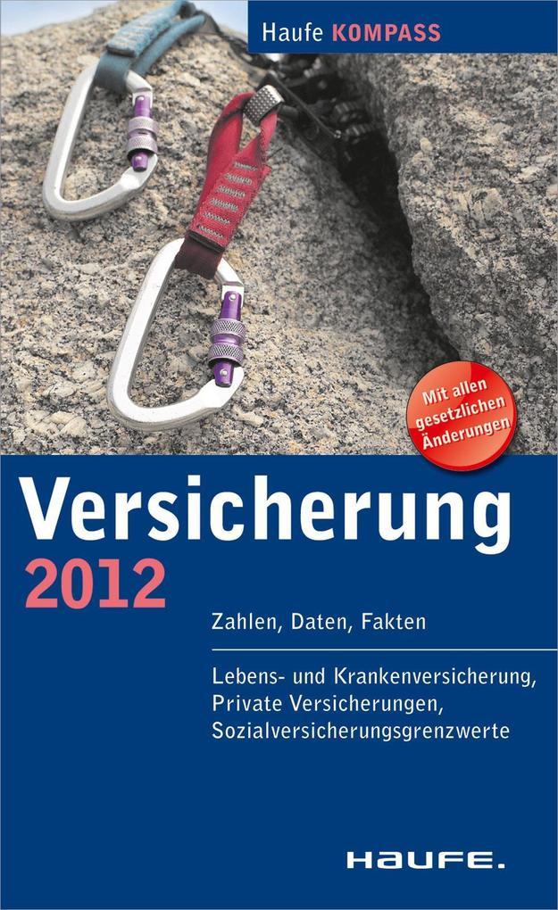 Versicherung 2012 als eBook Download von