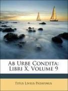 Ab Urbe Condita: Libri X, Neunter Band