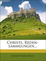 Christl. Reden-Sammlungen, Dritte Sammlung als ...