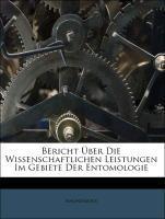 Bericht ueber die wissenschaftlichen Leistungen...