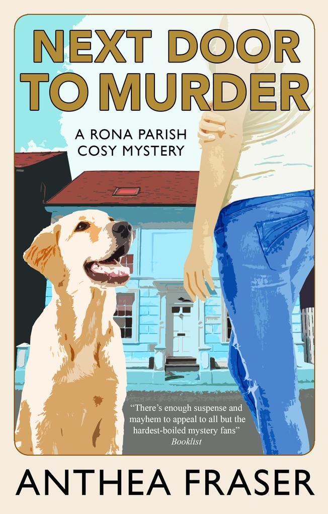 Next Door to Murder als eBook Download von Anth...