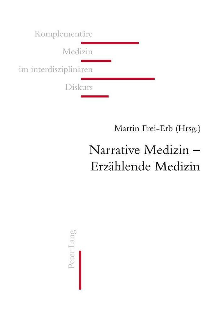 Narrative Medizin - Erzählende Medizin als Buch...