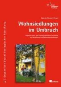 Wohnsiedlungen im Umbruch als eBook Download von