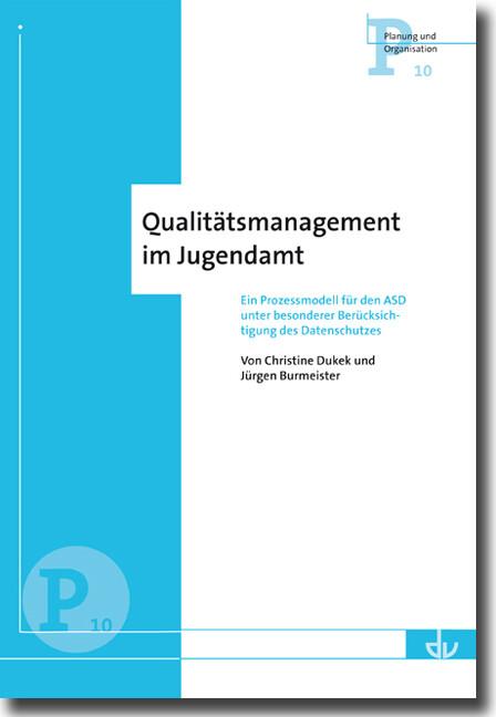 Qualitätsmanagement im Jugendamt als Buch von C...
