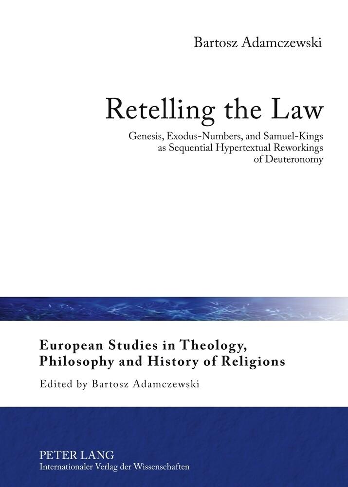 Retelling the Law als Buch (gebunden)