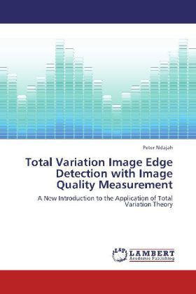 Total Variation Image Edge Detection with Image...