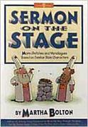 Sermon on the Stage: Christian Drama Book