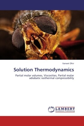 Solution Thermodynamics als Buch (kartoniert)