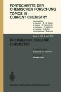 Preparative Organic Chemistry