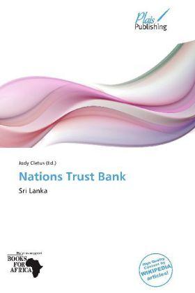 Nations Trust Bank als Buch von