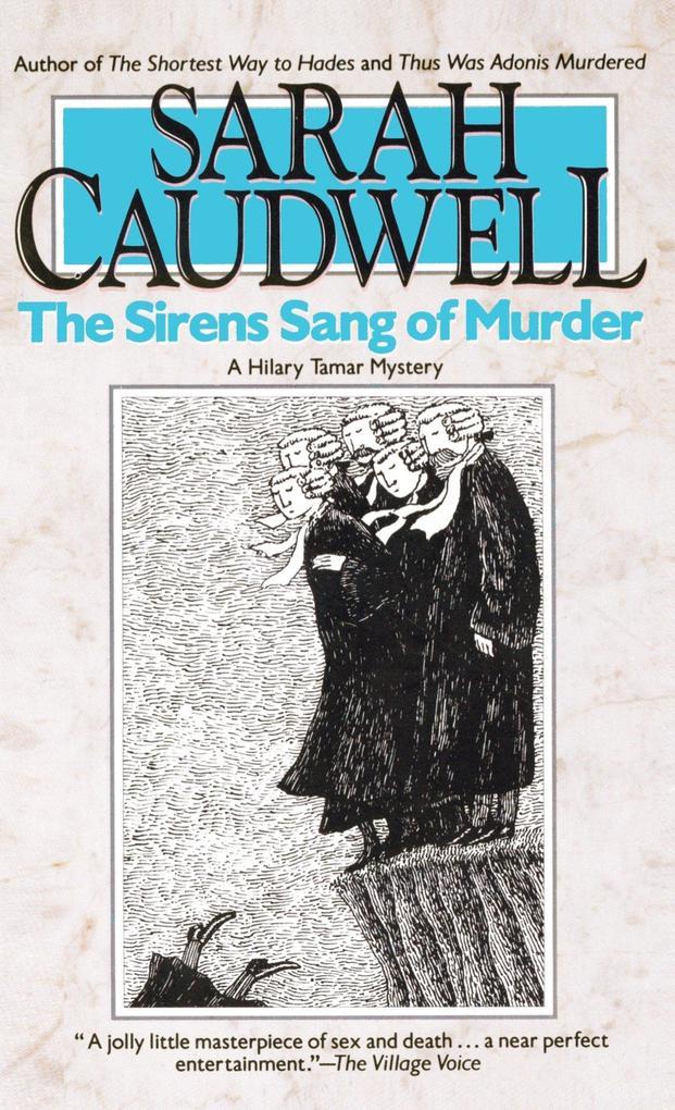 The Sirens Sang of Murder als Taschenbuch
