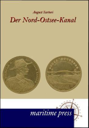 Der Nord-Ostsee-Kanal als Buch (kartoniert)