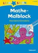 Lernstern: Mathe-Malblock 2. Klasse. Das kleine Einmaleins