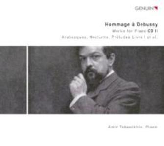 Hommage a Debussy: Klavierwerke-CD II