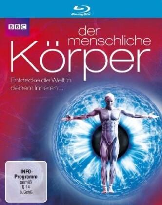 Der menschliche Körper - Entdecke die Welt in deinem Inneren als Blu-ray