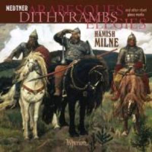 Arabesques/Dithyrambs/Elegies/+ als CD