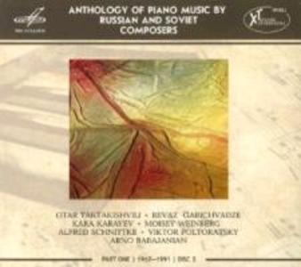 Anthology of Piano Music,Part 1,Disc 2