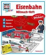 Mitmach-Heft Eisenbahn