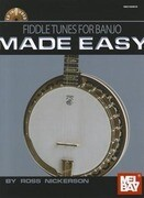 Fiddle Tunes for Banjo Made Easy Book/CD Set