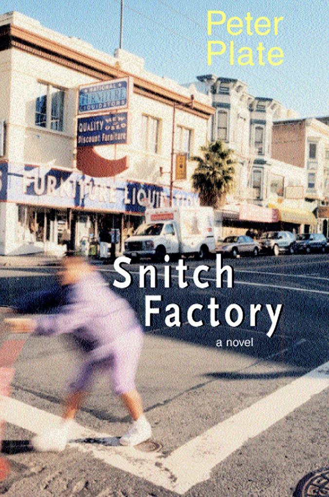 Snitch Factory als Taschenbuch