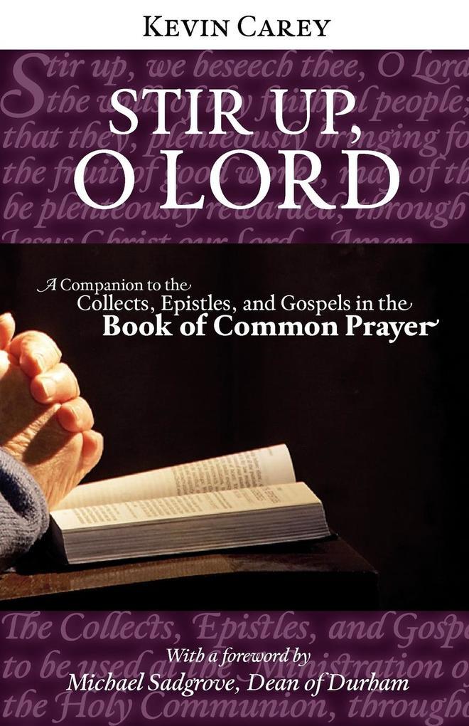 Stir Up, O Lord als Taschenbuch von Kevin Carey