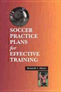Soccer Practice Plans for Effective Training als Taschenbuch
