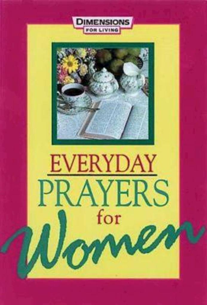 Everyday Prayers for Women als eBook epub