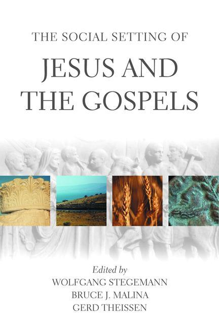 The Social Setting of Jesus and the Gospels als Taschenbuch