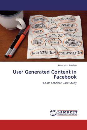 User Generated Content in Facebook als Buch von...