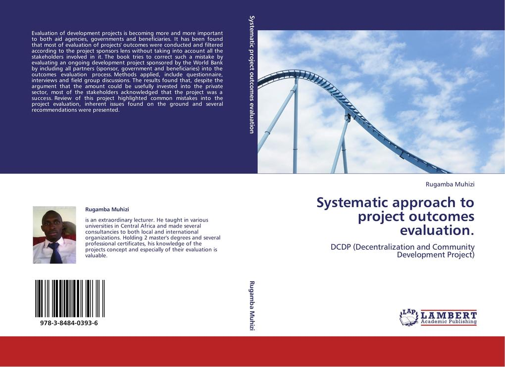 Systematic approach to project outcomes evaluation. als Buch (kartoniert)