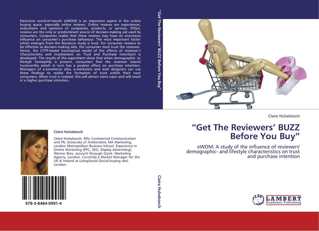 Get The Reviewers´ BUZZ Before You Buy als Buch...