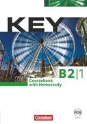 Key B2: Teilband 1. Kursbuch mit CDs und Phrasebook