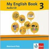 My English Book. Lehrer Audio-CD 3. Rheinland-P...