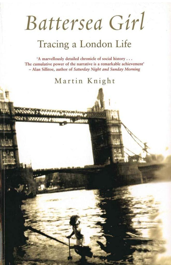 Battersea Girl als eBook Download von Martin Kn...