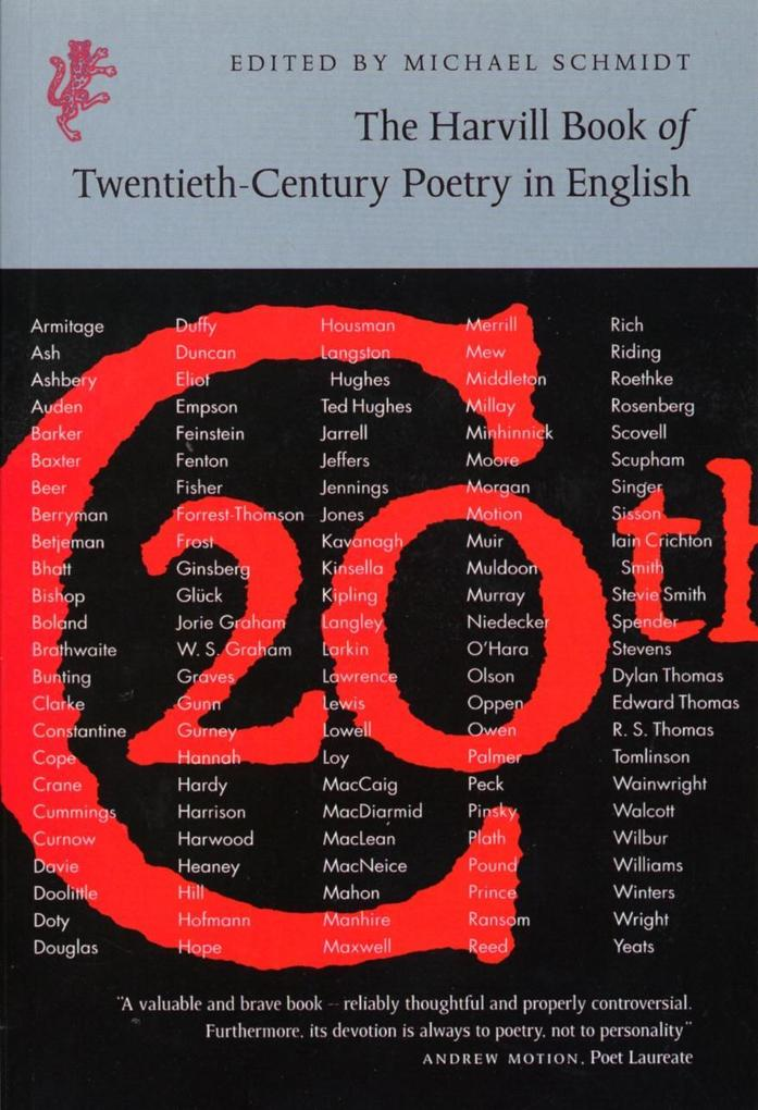 The Harvill Book of 20th Century Poetry in Engl...
